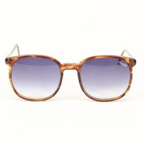 Vintage Trifari Wide Frame Sunglasses
